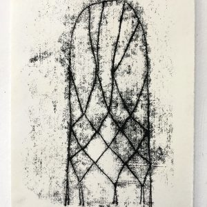 monoprint on paper 21x30cm