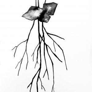 Sketchbook - ink on paper A4