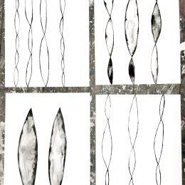 Sketchbook - ink on paper 4 x A3